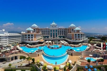 Litore Hotel Resort Und Spa, Turecko, Alanya