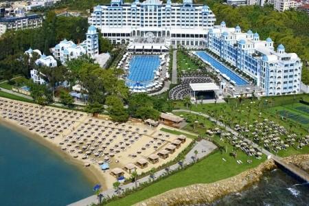 Rubi Platinum Resort Und Spa, Turecko, Turecká riviéra