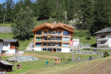 Chalet Nepomuk - Švýcarsko v únoru - luxusní dovolená