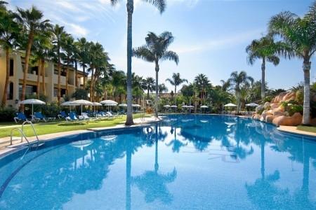 Hotel Bluebay Banus - letecky z prahy