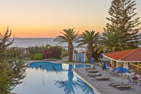 Ammos Resort - letecky all inclusive