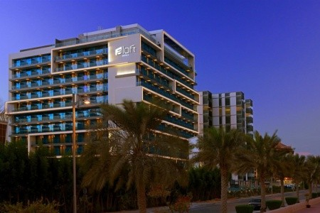 Aloft Palm Jumeirah All Inclusive Super Last Minute