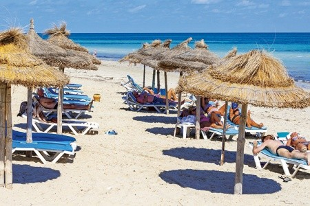 Hotel Club Djerba Les Dunes - all inclusive