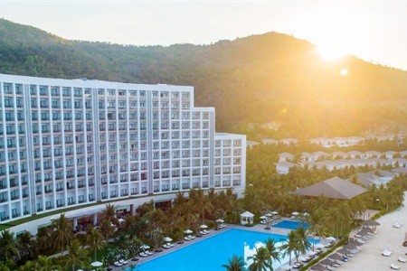 Vinpearl Resort & Spa Nha Trang Bay Snídaně First Minute