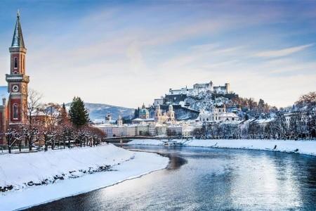 Vianočné trhy Mníchov a Salzburg - v prosinci