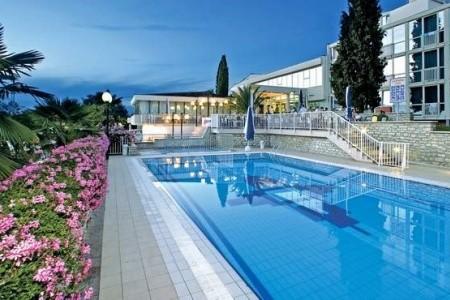 Hotel Zorna Plava Laguna, Chorvatsko, Poreč