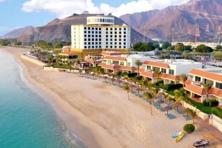 Oceanic Khorfakkan Resort & Spa - pobytové zájezdy
