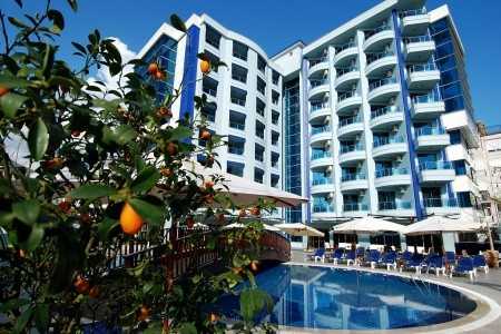 Grand Zaman Garden - all inclusive