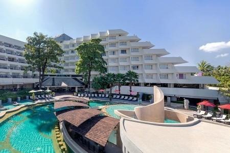 Andaman Embrace Patong - luxusní dovolená