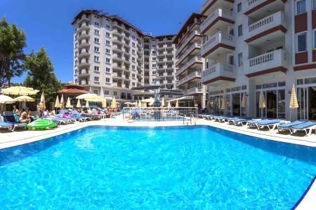 Villa Sunflower Aparts&suites - apartmány