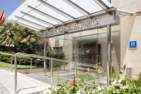 Hotel Catalonia Majorica - v únoru