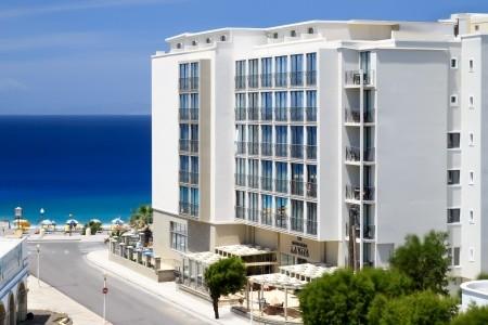 Mitsis La Vita Beach - Řecko letecky z Košic s polopenzí