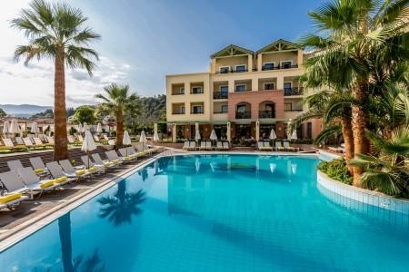 Hotel Samaina Inn - Samos - Řecko