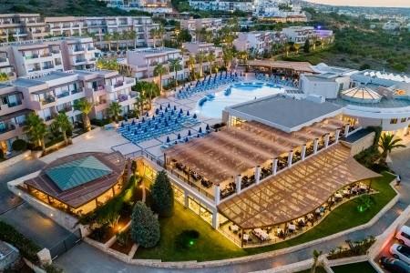 Hotel Grand Hotel Holiday Resort - Řecko  v říjnu
