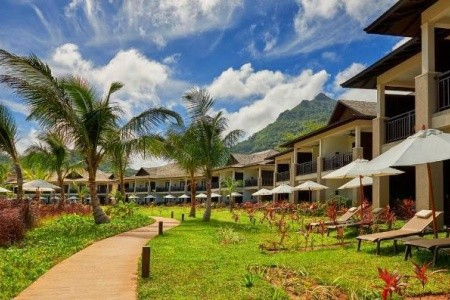 The H Resort Beau Vallon Beach - Last Minute a dovolená