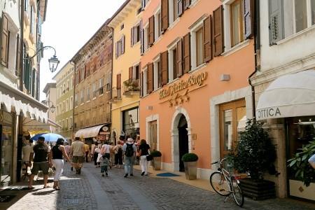 Antico Borgo - v říjnu