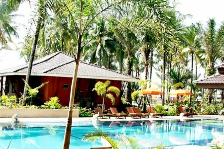 Sudala Beach Resort - v dubnu