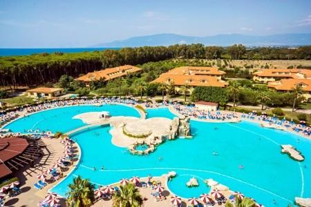 Garden Resort Calabria - letecky