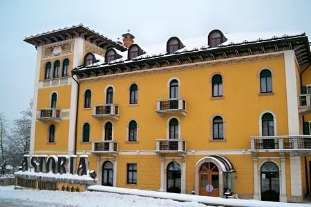 Grand Hotel Astoria - v lednu