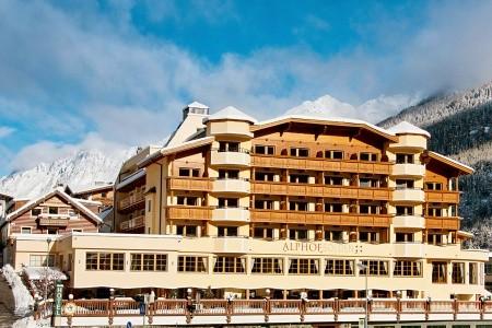 Hotel Alphof - v listopadu