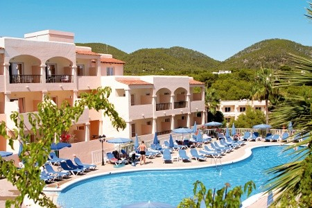 Invisa Figueral Resort - letecky