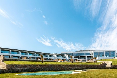 Abaton Island Resort And Spa - na ostrově