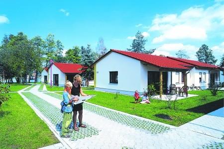 Trixi Ferienpark Zittauer Gebirge - v září