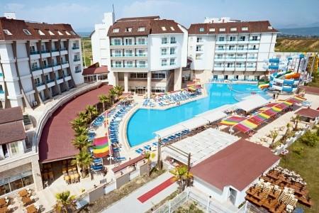 Ramada Resort Side - v říjnu