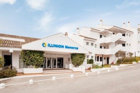 Ilunion Menorca Hotel - v červnu