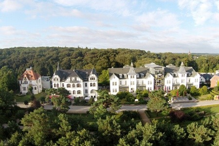Hotel Asgard/apartmány Meereswarte - v září