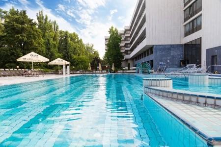 Danubius Spa Resort Esplanade - Křídlo Palace - v lednu
