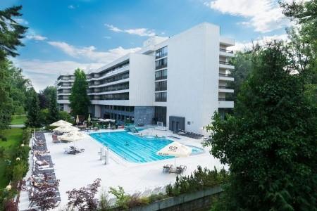 Danubius Spa Resort Esplanade - Pokoje Esplanade - v lednu