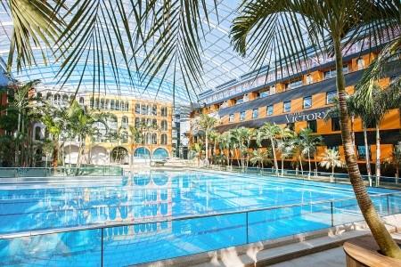 Hotel Victory Therme Erding - v červenci