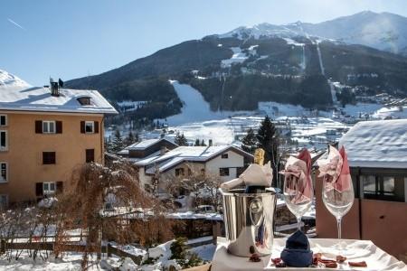 Sant Anton - v únoru