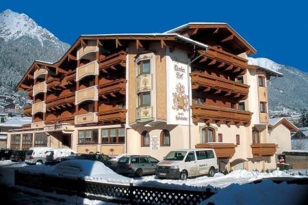 Hotel Tirolerhof - Fulmpes - v únoru