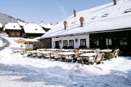 Kirchleitndorf Dorf Großwild Bez stravy