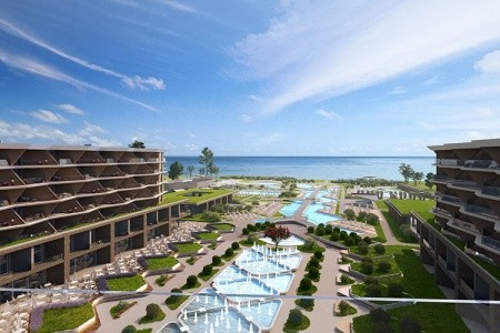 Hotel Wave Resort - v srpnu