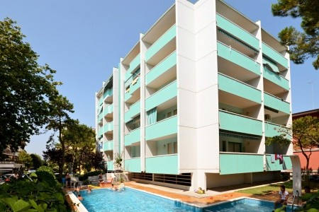 Residence Aquaverde - v říjnu