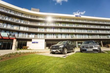 Hotel Park Inn Zalakaros Resort Spa Se Službou All - Last Minute a dovolená