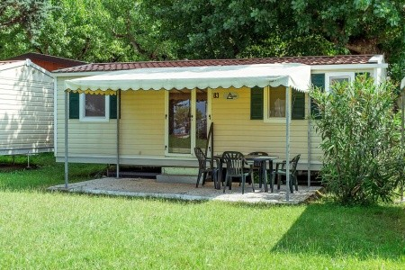 Camping Bungalow Wien - bungalovy