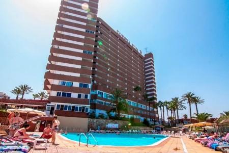 Hotel Corona Roja, Kanárské ostrovy, Gran Canaria