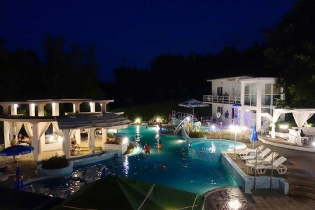 Bellevue Hotel - letecky