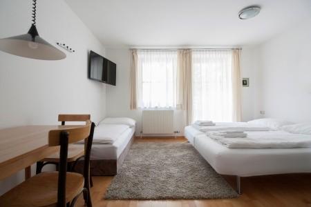 Apartmány Christophorus - jarní dovolená