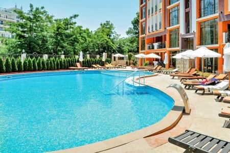 Balneo Resort Festa Via Pontica, Bulharsko, Pomorie