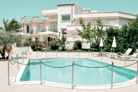 Villa Daphne - ubytování v soukromí