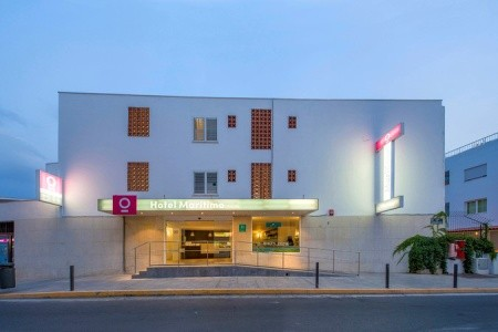 Playasol Maritimo Hotel - letecky