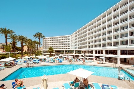 The New Algarb Playasol Hotel - all inclusive