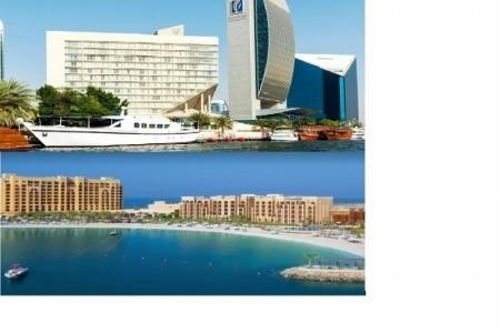 Sheraton Dubai Creek Hotel & Towers, Doubletree By Hilton Resort & Spa Marjan Island, Spojené arabské emiráty, Dubai