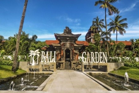 Bali Garden Beach Resort, Bali,