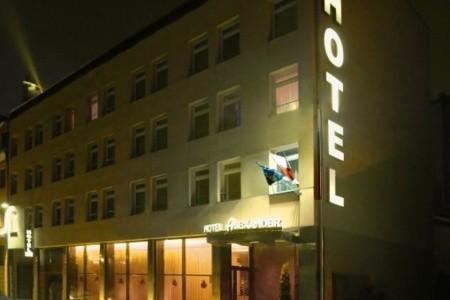 Hotel Alexander - ubytování